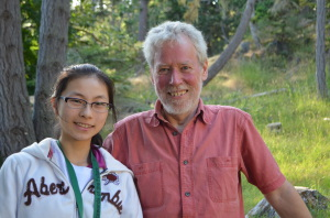 Steward - Jenny Yu and mentor